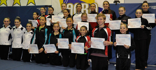 Usa Gymnastics Acro National Teams And Age Group Teams