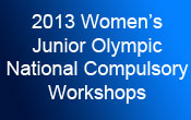 Compulsory Workshops