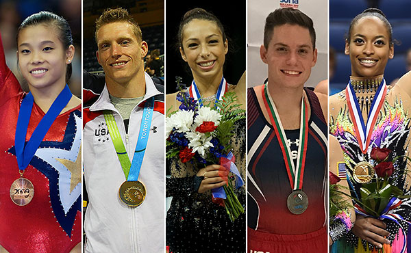 USA Gymnastics announces members of the 2018-19 USA Gymnastics Athletes' Council