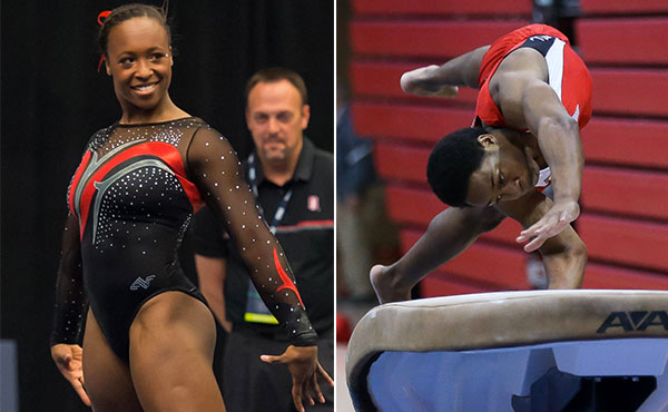 Collegiate gymnastics weekly recap - Jan. 8-14