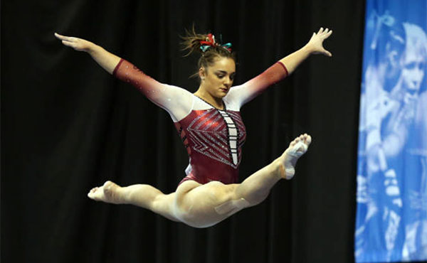 Nichols wins all-around title as women's Super Six field is set