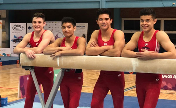 USA, Briones win gold at 2018 Junior Pan Am Championships