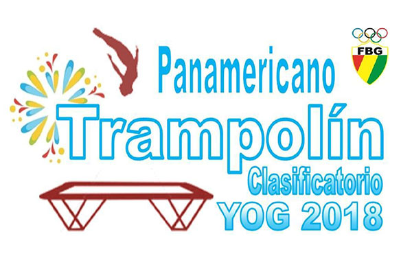 2018 Junior Pan Am Trampoline Championships begin June 21