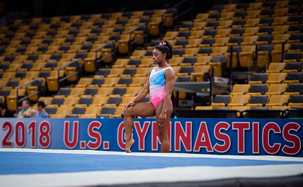 Highly anticipated women's competition takes center stage at 2018 U.S. Championships