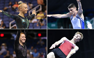 why are mens and womens gymnastics different