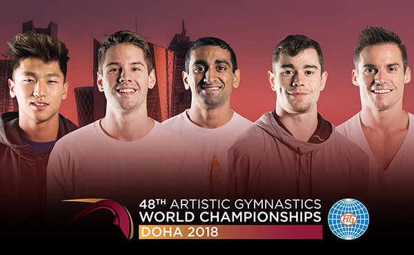 USA Gymnastics names U.S. Men's Team for 2018 World Championships