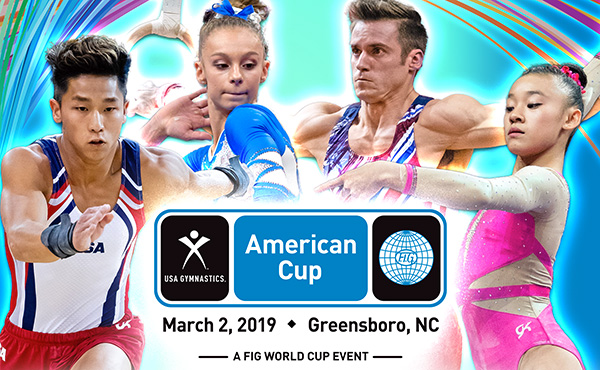 2019 American Cup field features mixture of Olympic and World medalists, rising stars