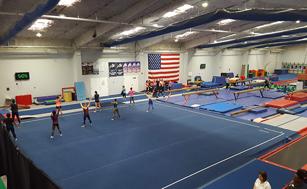 Fans can watch U.S. Women's World Championships Selection Camp competition live on Sept. 22