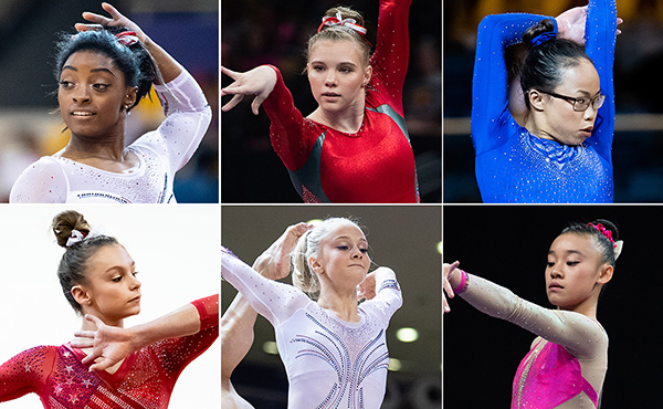 USA Gymnastics announces women's World Cup assignments for Spring 2019