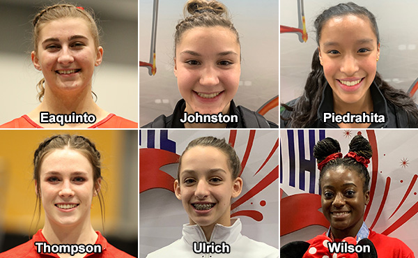 Six gymnasts qualify for 2019 Nastia Liukin Cup - Nastia Liukin Cup Series wraps up next week