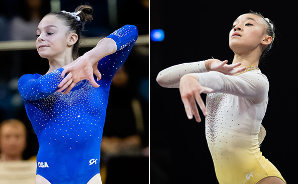 Just the beginning: McCallum, Wong nurture big dreams at American Cup