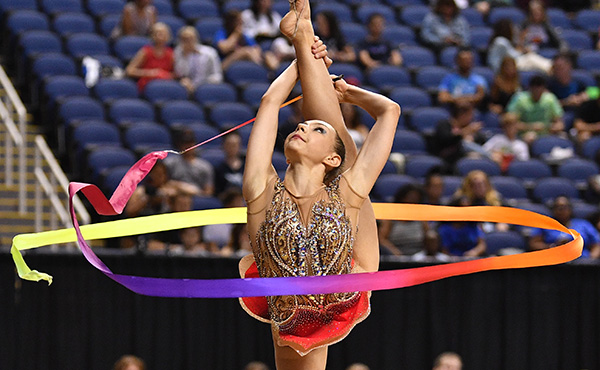 USA Gymnastics announces spring international assignments for rhythmic gymnastics