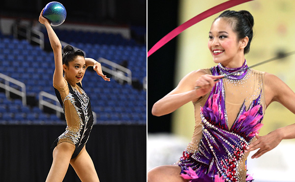Mizuno, Zeng are competing at Tashkent World Cup