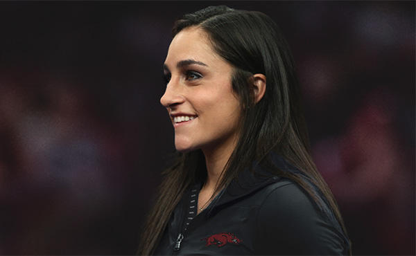 Wieber Named University of Arkansas Head Coach