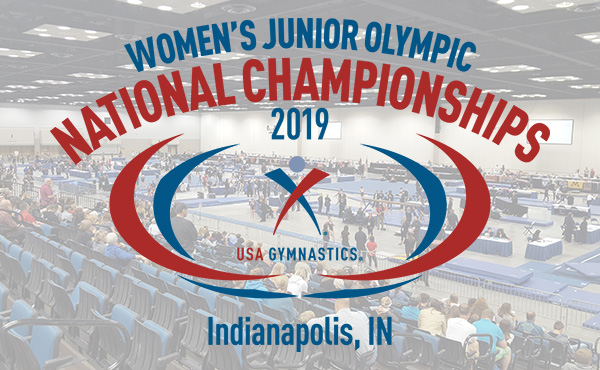 Indianapolis hosts 2019 U.S. Junior Olympic Championships May 18-19