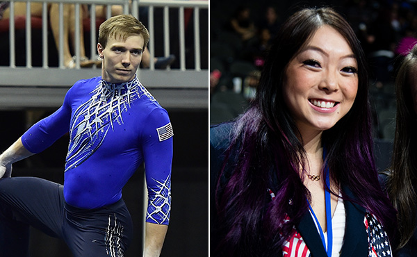 Kincher-Winoto, Li are elected to Athletes' Council