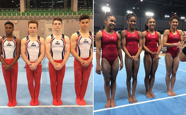 Junior World Championships kick off on Thursday with men's team, all-around finals