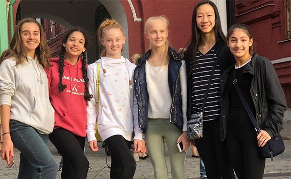 USA readies for 2019 Junior Rhythmic World Championships