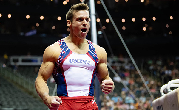 Mikulak notches super six at U.S. Championships