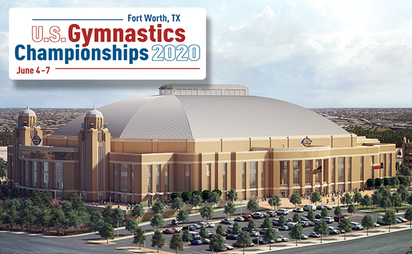 All-session tickets for 2020 U.S. Gymnastics Championships are on sale now