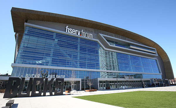 2020 American Cup heads to Milwaukee's Fiserv Forum