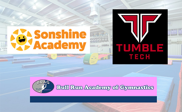 Three gyms complete 2019 TDC and ETDC programs