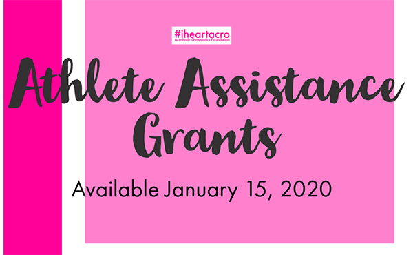 Acrobatic Grant Program Applications Launch