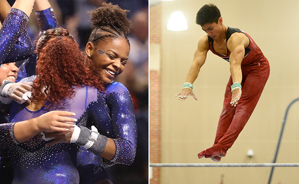 Collegiate gymnastics weekly recap - Jan. 20-26, 2020