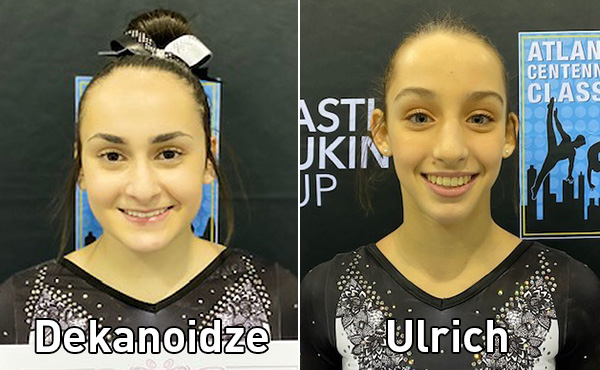 Two additional gymnasts qualify for 2020 Nastia Liukin Cup