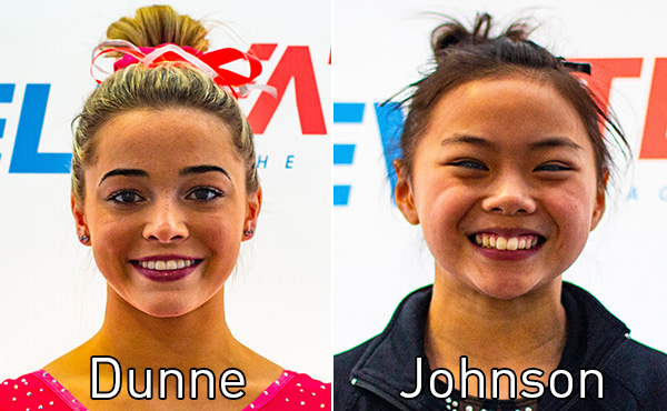 Final two gymnasts qualify for 2020 Nastia Liukin Cup