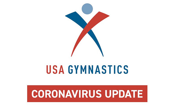 Update on 2020 USA Gymnastics Events - March 27