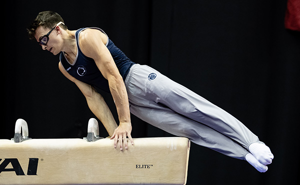 Penn State's Stephen Nedoroscik Named Nissen-Emery Winner as Nation's Top Men's Gymnast