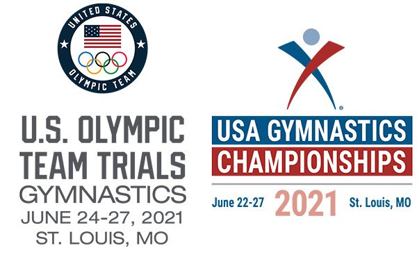 USA Gymnastics announces rescheduled 2021 dates for postponed U.S. Olympic Team Trials, USA Gymnastics Championships and the 2021 National Congress and Trade Show