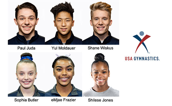 United States sending six athletes to Nov. 8 Friendship and Solidarity Competition in Tokyo, Japan