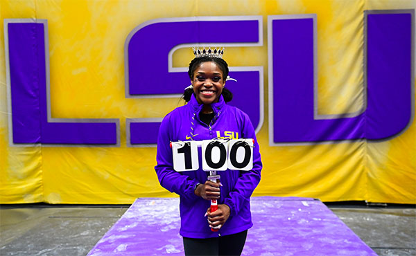Collegiate Gymnastics Weekend Recap - Jan. 8-10, 2021