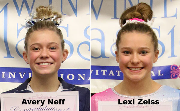 Two more gymnasts qualify for 2021 Nastia Liukin Cup