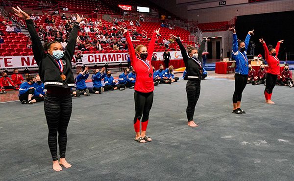 USA Gymnastics announces 2021 First- and Second-Team All-Americans for USA Gymnastics Women's Collegiate Nationals