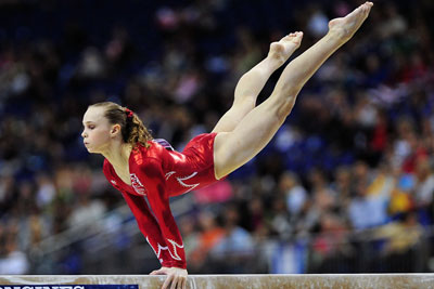 Usa Gymnastics All Four U S Women Advance To Finals At