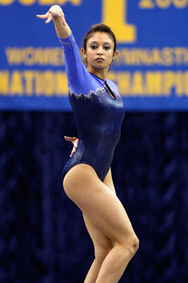 Usa Gymnastics Conference Awards Given In Collegiate