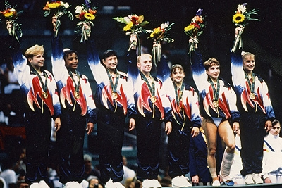 USA Gymnastics | Magnificent Seven to be inducted into the ... Nastia Qualifiers