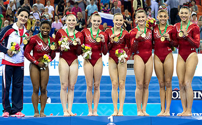 Image result for usa gymnastics team