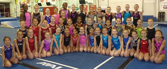 Usa Gymnastics Final Developmental Camp For 2014 Concludes