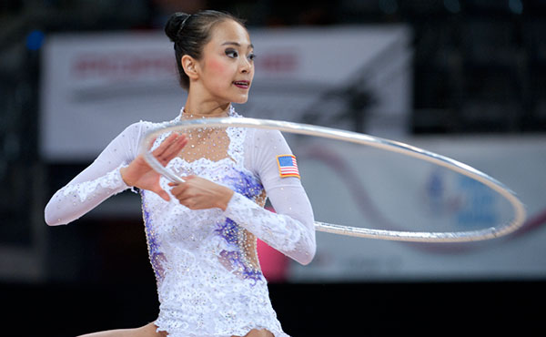Zeng wins two bronze medals at Minsk World Cup