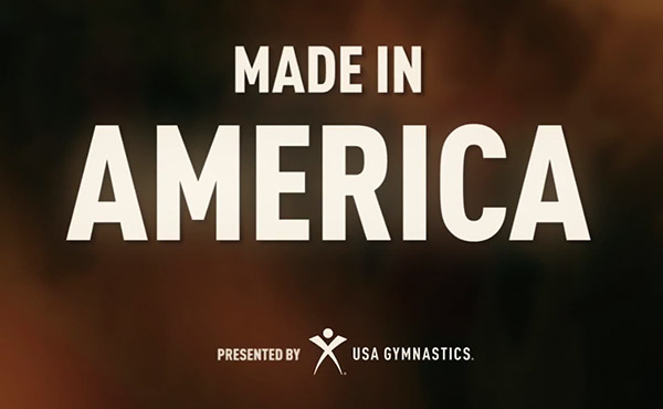 Watch the USA Gymnastics documentary, Made in America