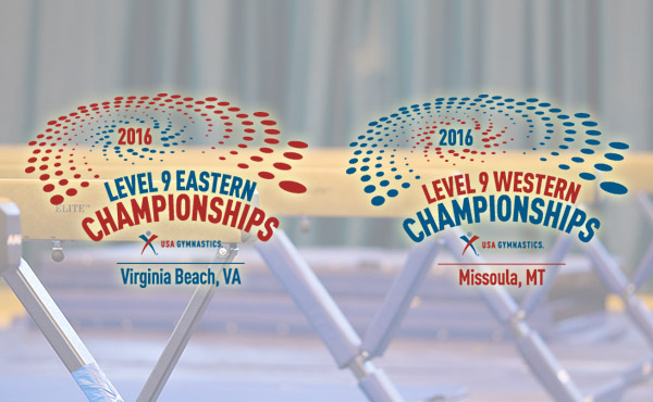 Champions crowned at Level 9 Eastern and Western Championships
