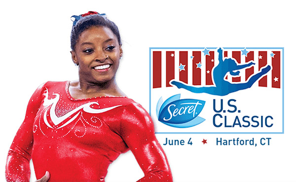 World, Olympic champions headline field for Secret U.S. Classic