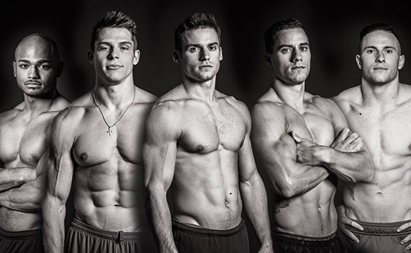 USA Gymnastics announces 2016 U.S. Olympic Men's Gymnastics Team