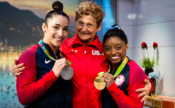Karolyi's historic 40 year Olympic year comes to a close with 'final two'