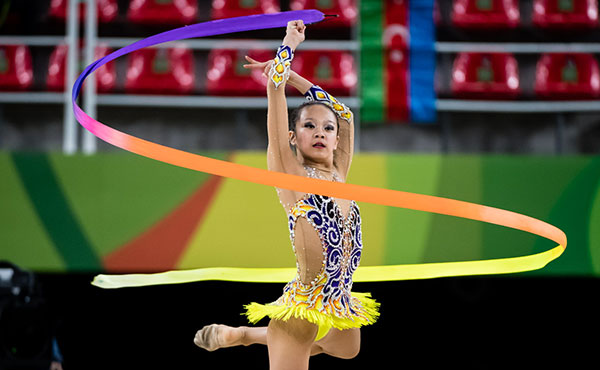 USA Gymnastics announces rhythmic gymnastics international assignments