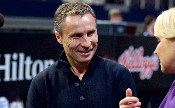Liukin set to take reins of U.S. women's program